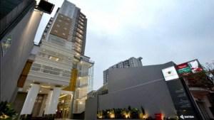 Hotel Gino Feruci hotel di jalan braga