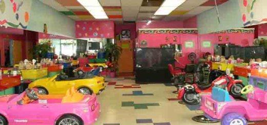 salon anak