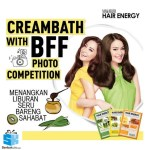 Creambath with BFF Photo Competition