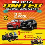 Promo Beli Sepeda United