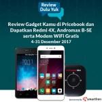 Review Dulu Yuk Edisi Desember 2017