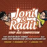 Joni & Radit Strip Asix Competition