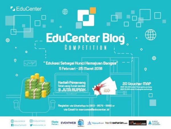 Educenter Blog Competition