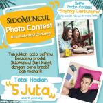 Selfie Bersama Produk Sido Muncul Sari Kunyit Berhadiah Total 5 Juta