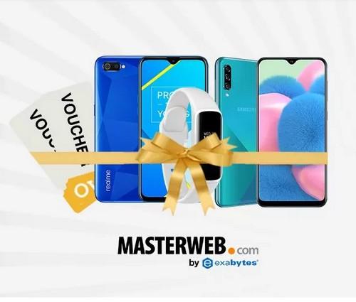 Lomba Blog MasterWeb Sukses Berbisnis Online Berhadiah Smartphone