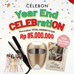 CÉLEBON Year End CELEBratiON 2020