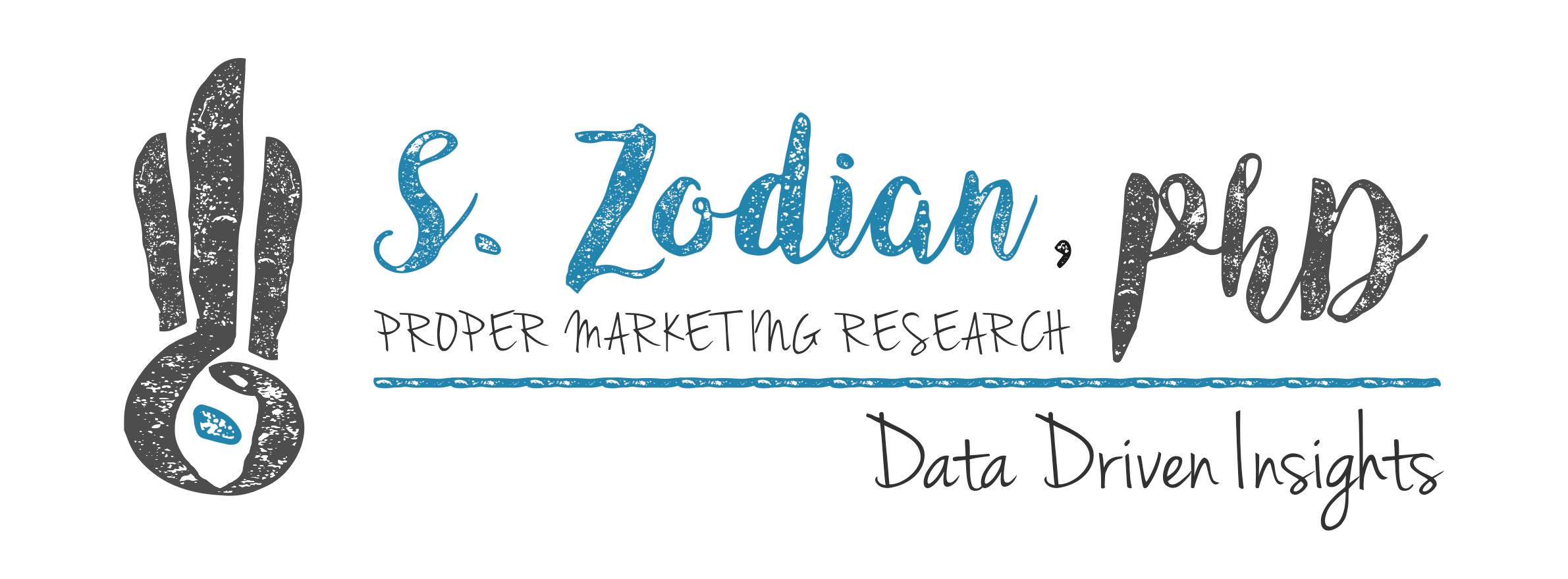 S. Zodian, PhD | Market Research
