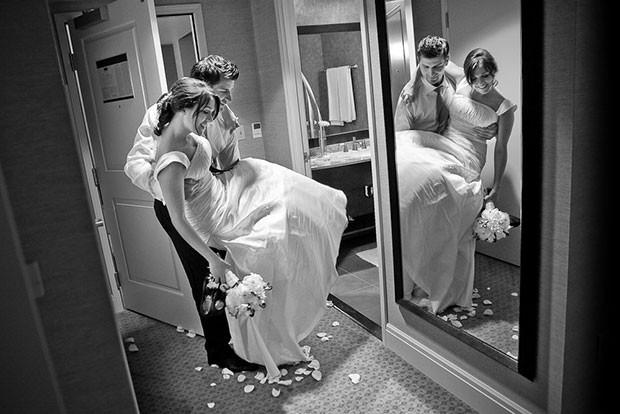 Serbian wedding customs
