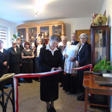 Foto – Izba Pamięci M. Pauli Maleckiej wNowym Mieście