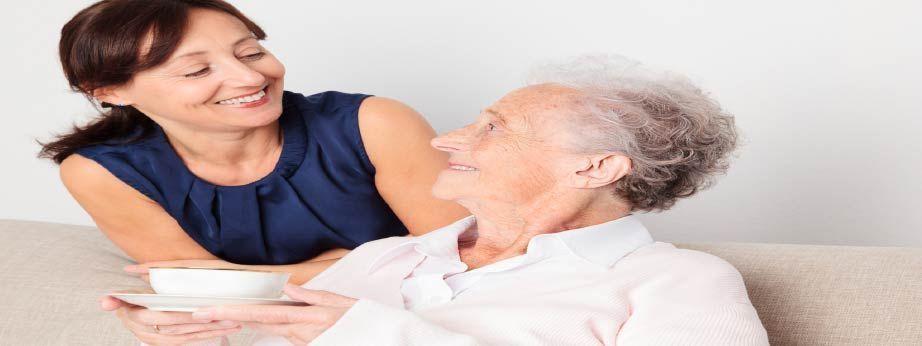 Habilidades para trabajar con personas mayores