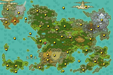 Pokmon Mystery Dungeon  Dungeons