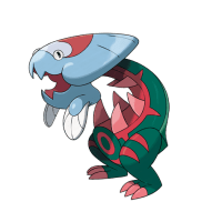 dracovish Pokemon Sword and Shield Competitive