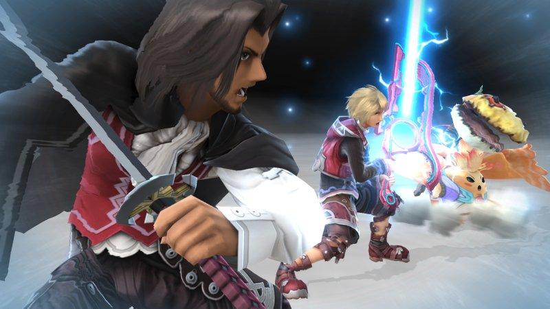 Super Smash Bros For Nintendo 3DS Amp Wii U Characters Shulk
