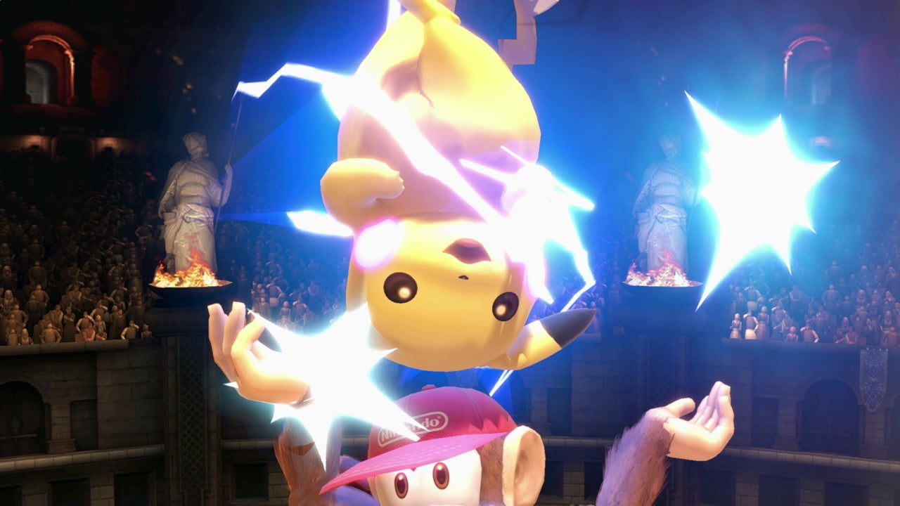 Thunder Bolt Pikachu