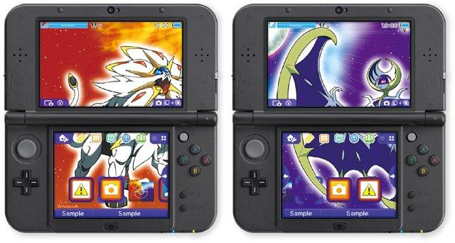 pokemon sun moon 3ds