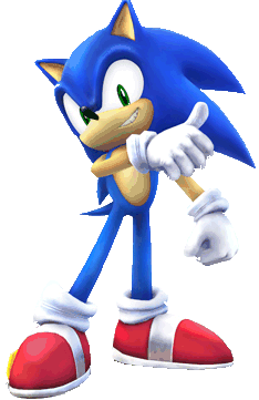 Super Smash Bros Brawl Sonic The Hedgehog