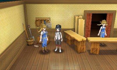 Image result for pokemon sun and moon pokemon nursery