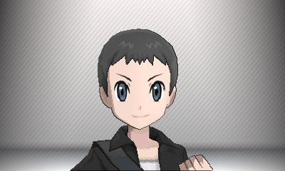 Pokémon X & Y Trainer Customisation