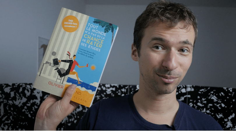 Interview d'Olivier Roland : liberté, réalisation de soi et volonté