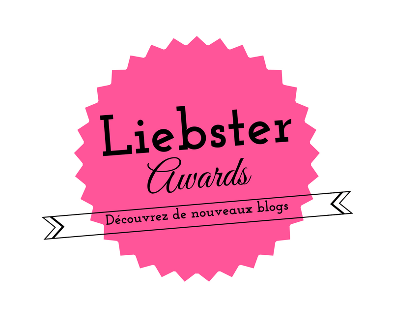 3 nominations au Liebster Awards pour Sereine hypersensibilité