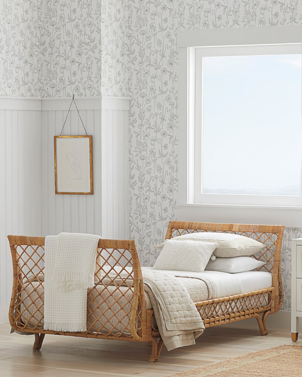 Avalon Rattan Day Bed