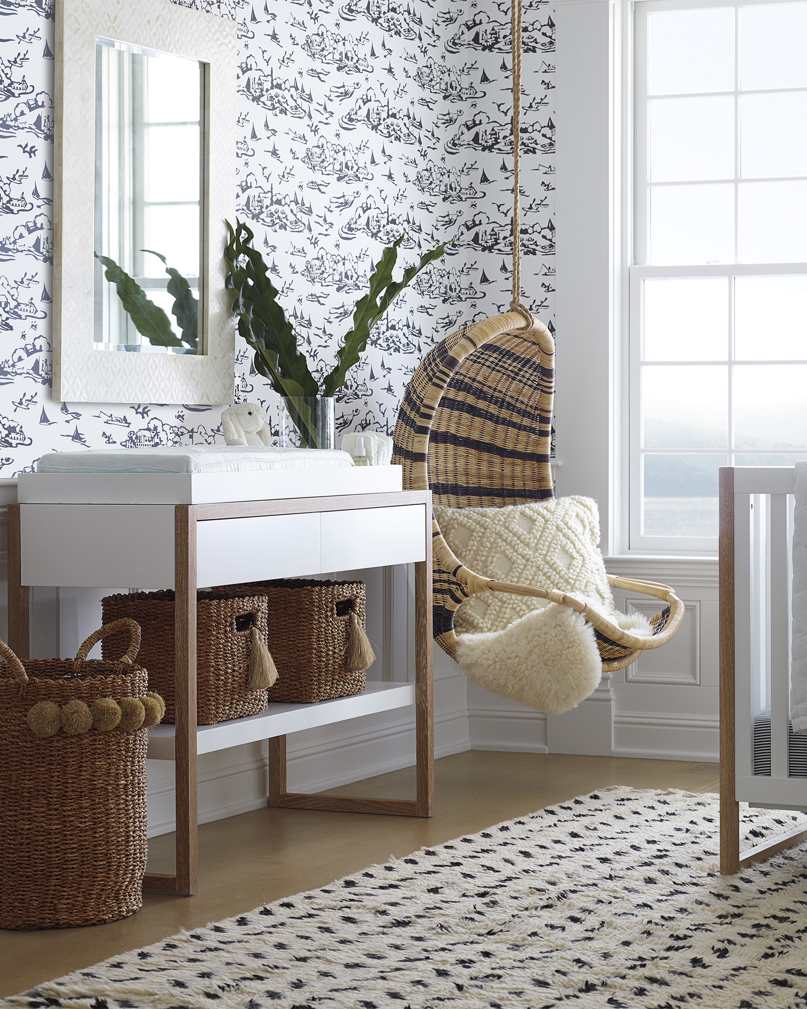 serena and lily hanging chair office reviews luna