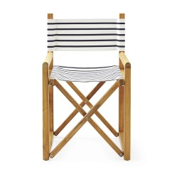 Striped Directors Chairs Swivel Chair Designer Director 39s Serena And Lily