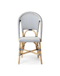 Riviera Side Chair - Chairs | Serena and Lily