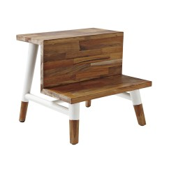 Chair Step Stool Beach Chairs Target Teak Stools Serena And Lily