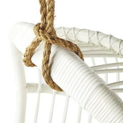 Serena And Lily Hanging Chair Comfortable Accent Chairs Rattan