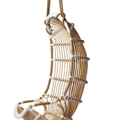 Hanging Chair Cane Sprout High Reviews Double Rattan Chairs Serena And Lily