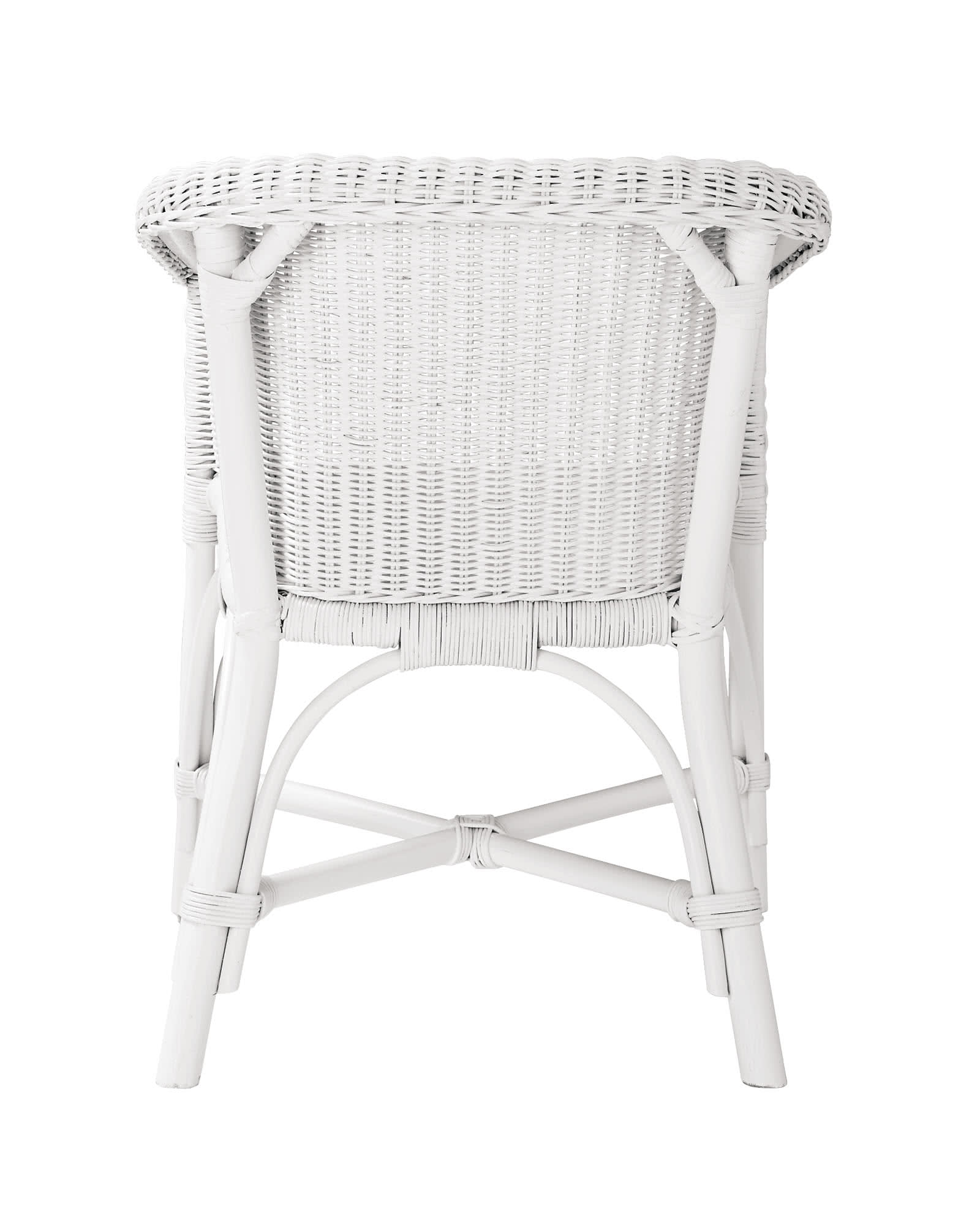 white bucket chair louis xv antique dunbar serena and lily