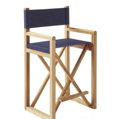 Directors Chair Bar Stool Monte Rocking Review Director 39s Counter Serena And Lily