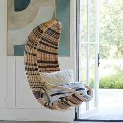 Serena And Lily Hanging Chair Papasan On Sale Luna