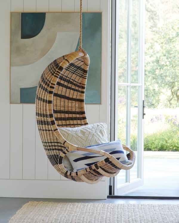 Luna Hanging Chair - Serena & Lily