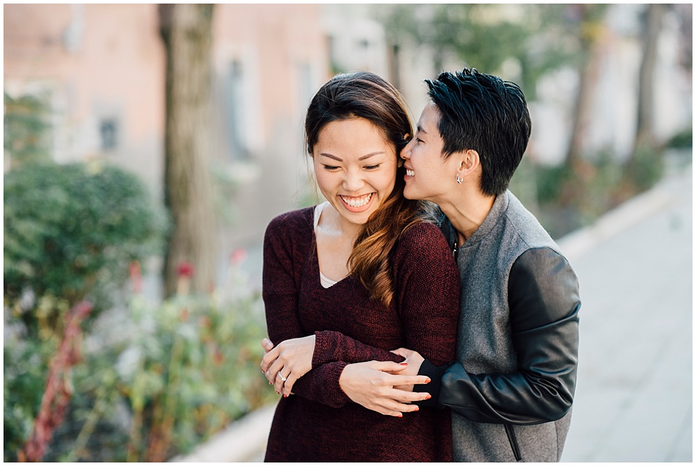Romantic Same Sex Engagement Photography In Venice