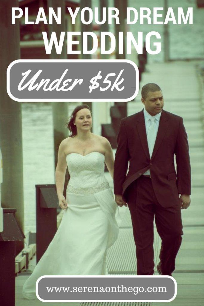 How To Plan A Wedding On 5000 Budget | deweddingjpg.com