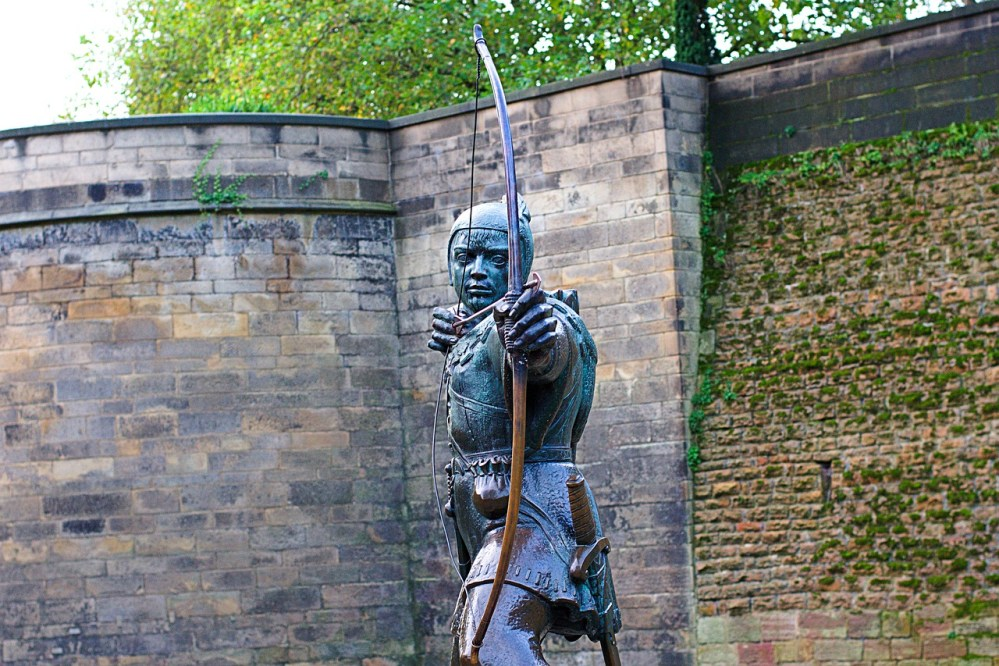 robin hood nottingham sherwood 4542423 - How to Make the Best Decisions: The Archer's Perspective: