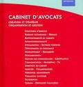 Cabinet d'avocats, création et stratégie, organisation et gestion par Dominic Jensen
