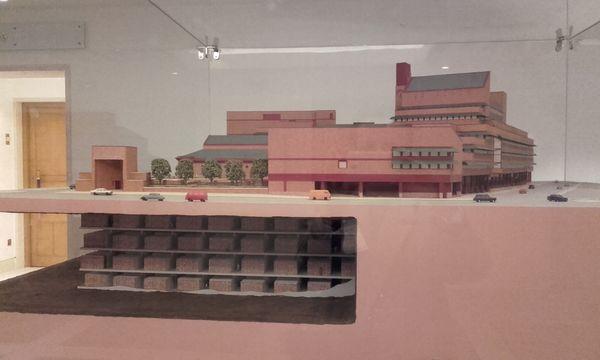 Maquette British Library