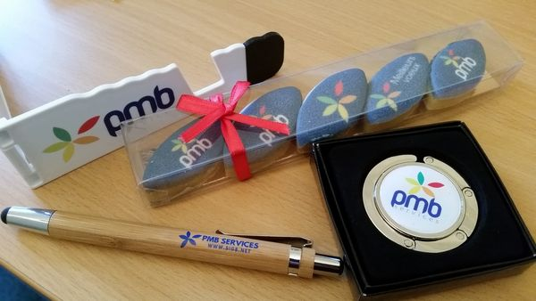 PMB goodies