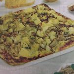 Lasagne con topinambur