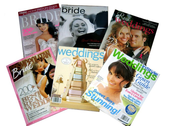 17 Places To Get Free Wedding Magazines 2017