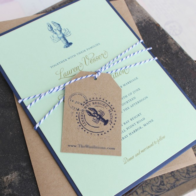 Nautical Wedding Invitations To Create Your Invitation With Bewitching Design 11