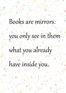 books mirrors
