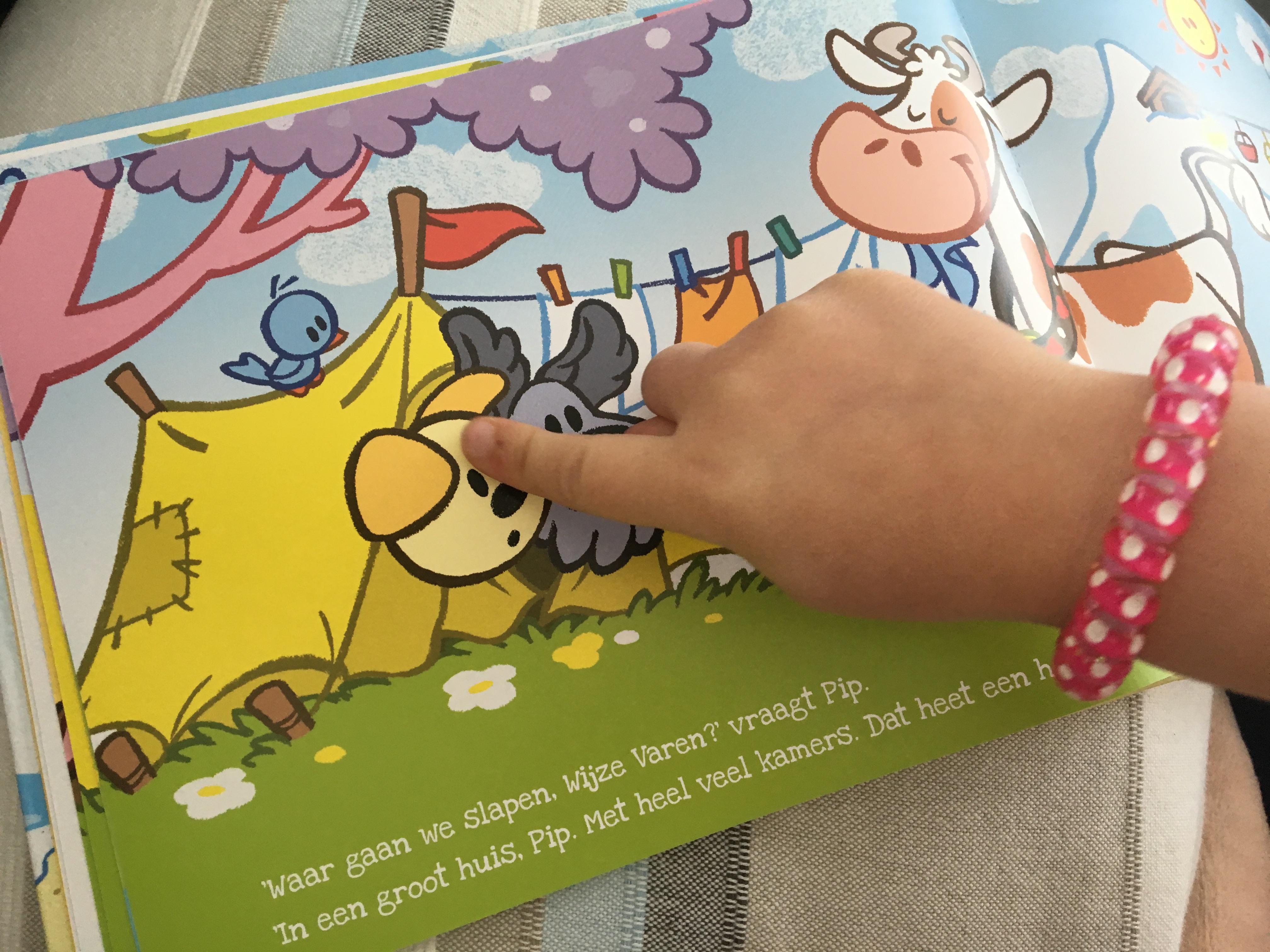Ongebruikt Recensie: Woezel & Pip Hallo vakantie! – Serendipity Books GI-43