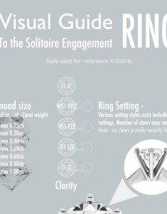 Diamond ring infographic also engagement rings interactive chart rh serendipitydiamonds