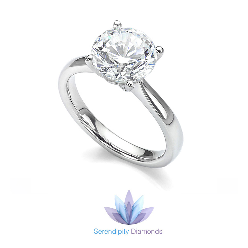 What Does Solitaire Mean  Diamond Rings DeMystified