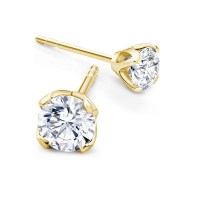 tiffany diamond stud earrings review