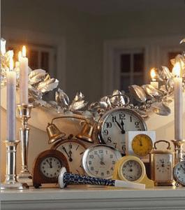 NYE Clocks
